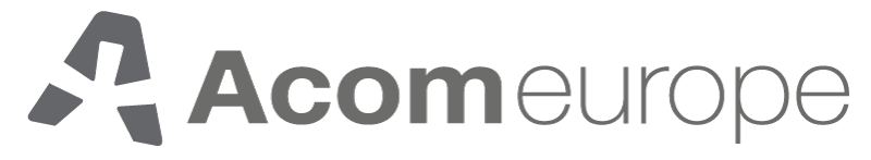 Acom Media Retina Logo